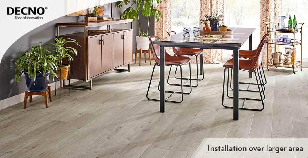 5mm SPC Plank Flooring