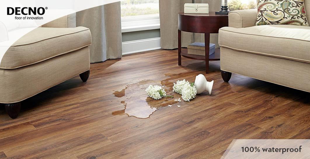 4mm SPC Wooden Flooring