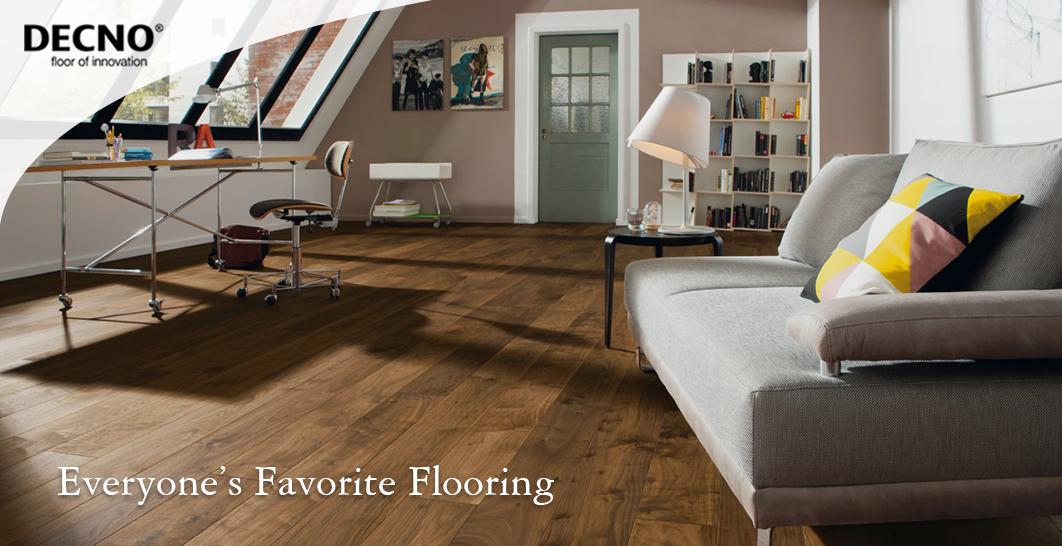E.I.R. Laminate Flooring