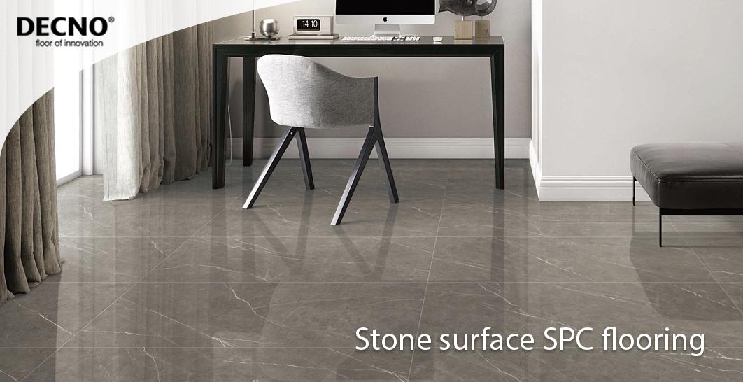 SPC с каменной поверхностью мрамор