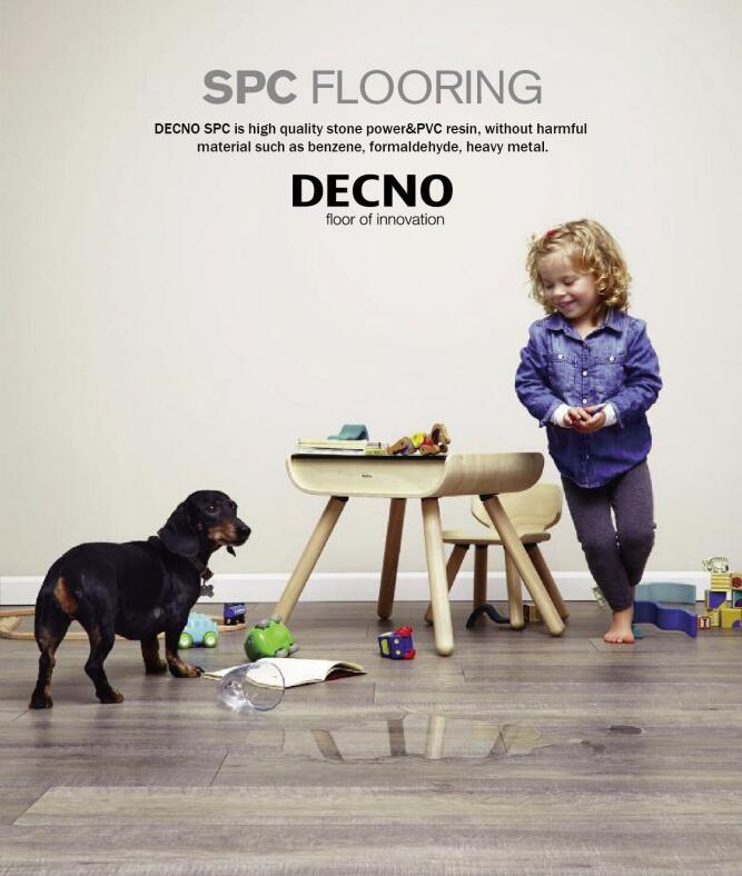 SPC пол VS керамическая плитка
